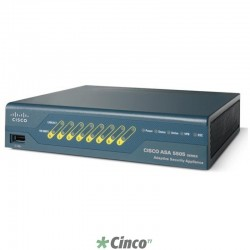 Firewall Cisco com Security Plus ASA5505-SECBUK8