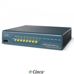 Firewall Cisco com Security Plus ASA5505-SECBUK9