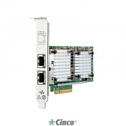 Placa de Rede HP Ethernet 10Gb 2-portas 530T 656596-B21