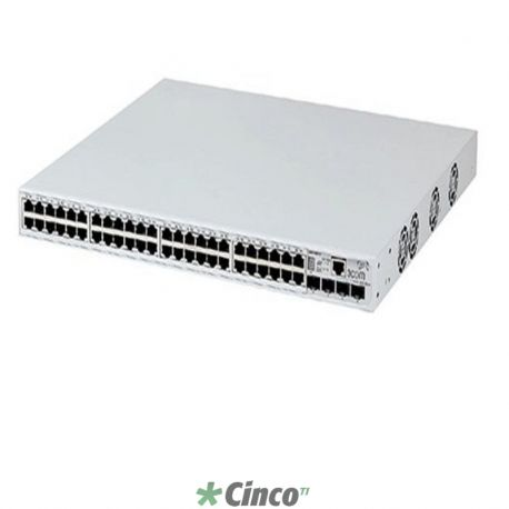 Switch SuperStack 3870 - 48x 10/100/1000 Mbps + 04x slot mini-GBIC + 01x slot 10Giga