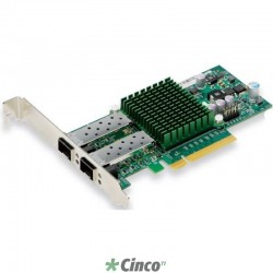 Placa de Rede ThinkServer Dual-Port 10Gb-SR X520-DA2 0C19486