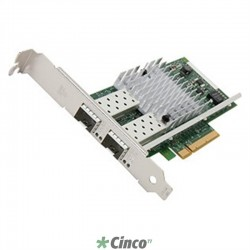 Placa de Rede ThinkServer Dual-Portas 10Gbps Ethernet (SFP+) X520-SR2 by Intel 0C19487