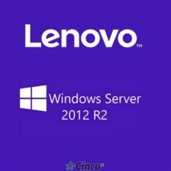 Lenovo Windows Server 2012 R2 Standard ROK para ThinkServer 4XI0E51561