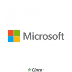 Licença Microsoft Open Advanced Threat Analytics CltMgtLic [SA] Software Assurance OLP N NH3-00050