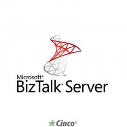 Licença perpétua Open Microsoft BizTalk Server Enterprise 2013 R2 SNGL OPEN F52-02545