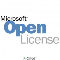 Licença perpétua Open Microsoft BizTalk Server Enterprise F52-02105