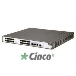 Switch 3Com 5500G-EI - 24x mini-GBIC + 4x mini-GBIC (L2/L3/L4)