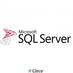 Garantia de Licença e Software Microsoft SQL Server Business Intelligence D2M-00406