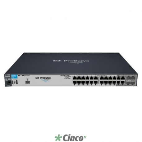 E2910 Almond-24G Switch with 24 10/100/1000 Ports