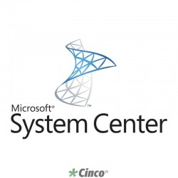 Garantia de Licença e Software Microsoft System Center Configuration Manager Cliente ML J5A-00107