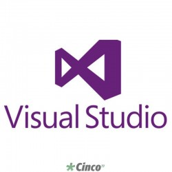 Garantia de Licença e Software Microsoft Visual Studio Enterprise com MSDN MX3-00076